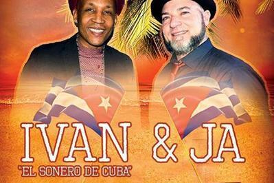 Yvan el Sonero de Cuba y JA à Bordeaux