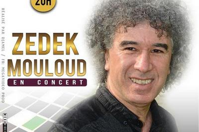Zedek Mouloud A Argenteuil