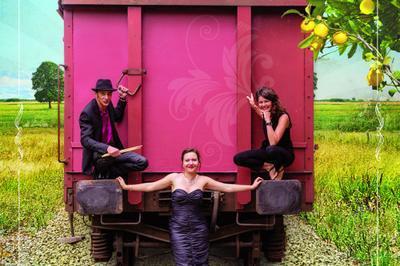 Zeste Trio - Wagon 01 à Lyon