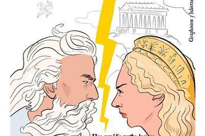 Zeus Vs Hera : La Remontée Vers L'Olympe à Marseille