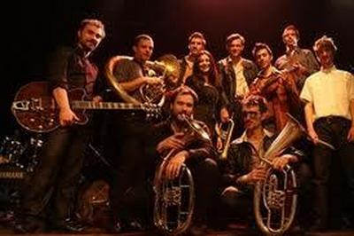 Živeli Orkestar et Big Funk Brass (1ère partie) à Corbie