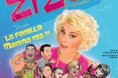 Zize dans la Famille Mamma Mia ! à Blois