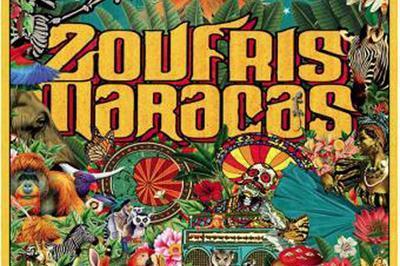 Zoufris Maracas Super Combo - report à Lille