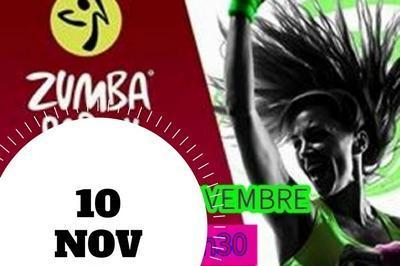 Zumba Party: Soirée pour danser à Joyeuse
