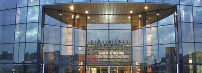 Centre de congrès Saint Etienne