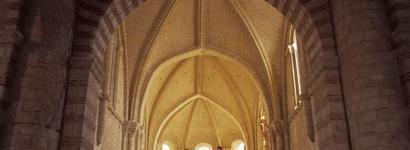 Collégiale Saint-Martin - Angers
