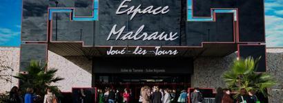 Espace Malraux à Joue les Tours