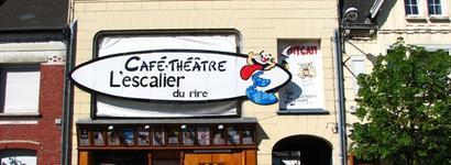 L'Escalier du Rire Café Théâtre