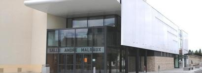 Salle André Malraux Luisant