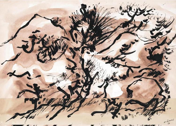 Exposition Marcel Dumont. Les Alpilles. à Avignon