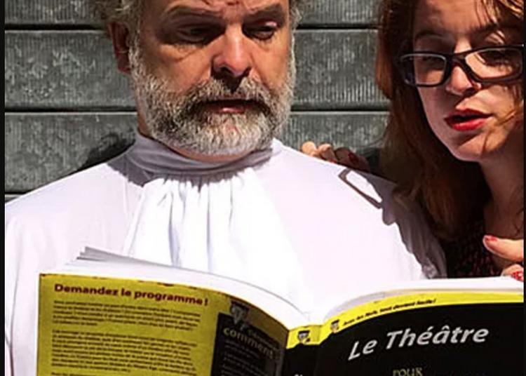 Soirée théâtre & humour - La folle histoire du théâtre à Alixan