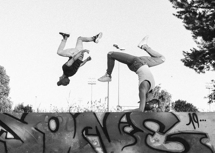 1, 2, Troyes Partez ! Performance De Danse Hip-hop Par La Compagnie Guetapens