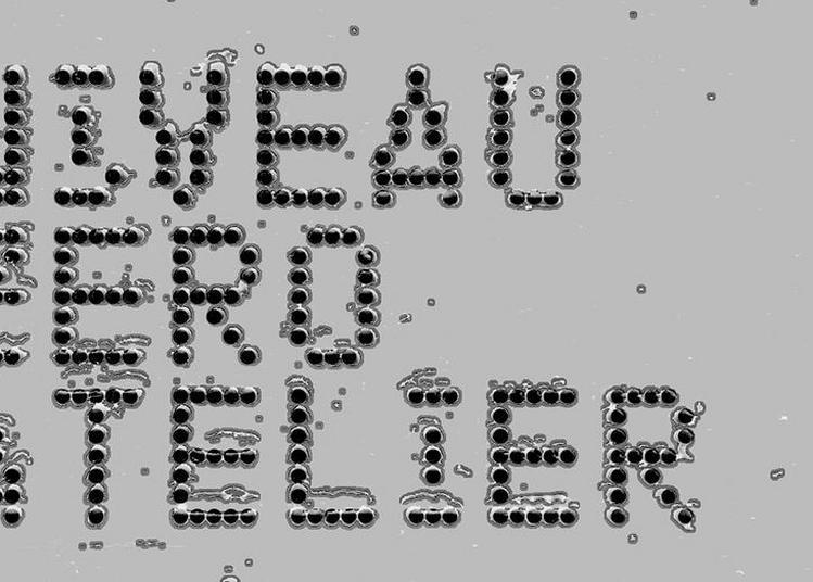 Niveau Zéro Atelier expose « Météorologies » au Floréal Belleville à Paris 20ème