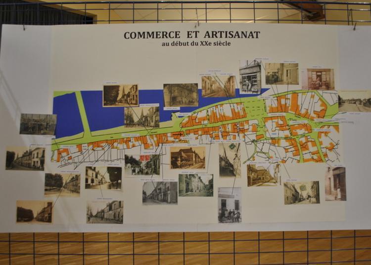 10 Ans D'exposition Sur Les Journées Européennes Du Patrimoine à Savonnieres