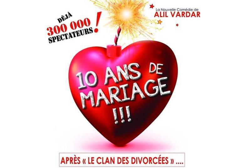 10 Ans De Mariage à Saujon
