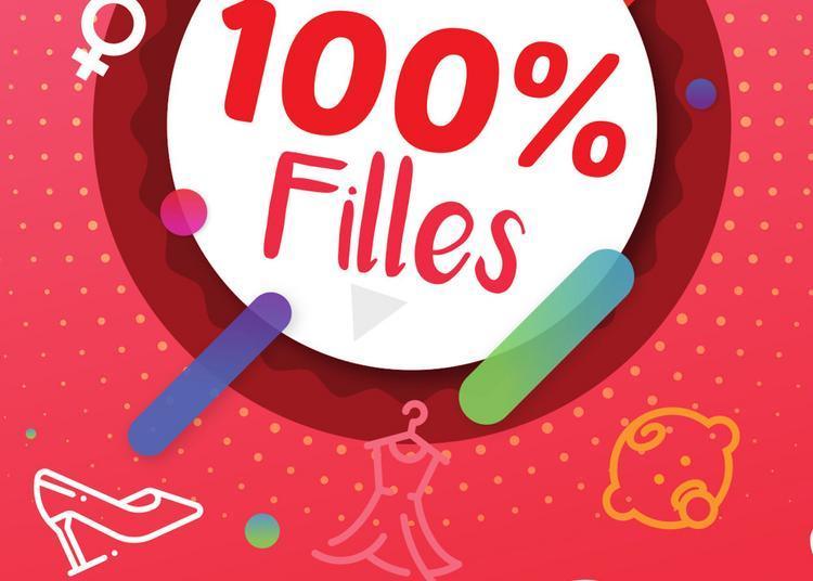 100% Impro 100% Filles à Lyon