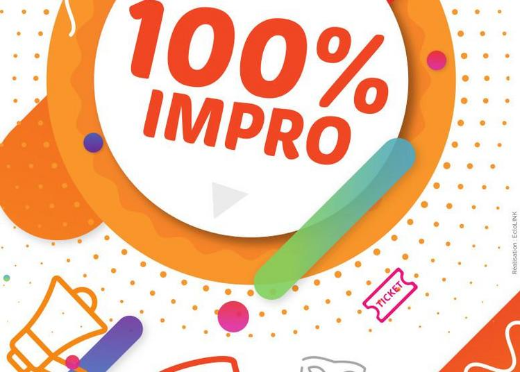100% Impro à Lyon
