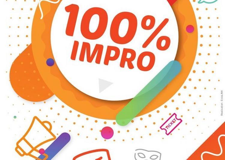 100% Impro ! à Lyon