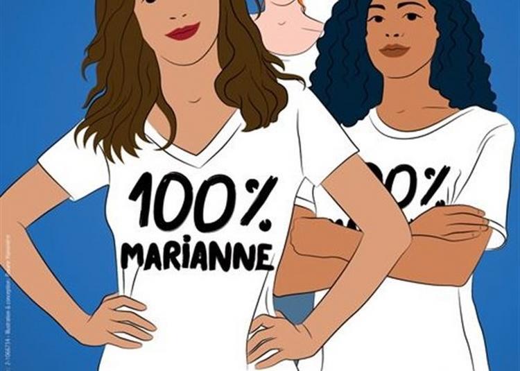 100 % Marianne à Paris 10ème