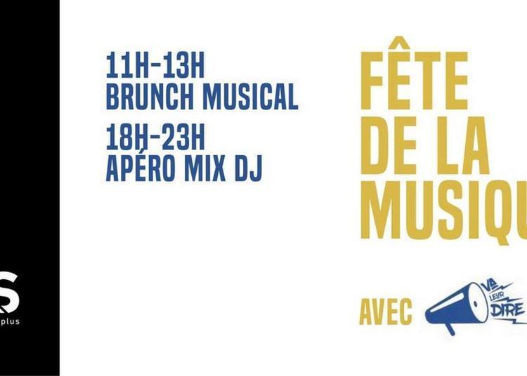 Brunch musical vs Apéro mix à Strasbourg