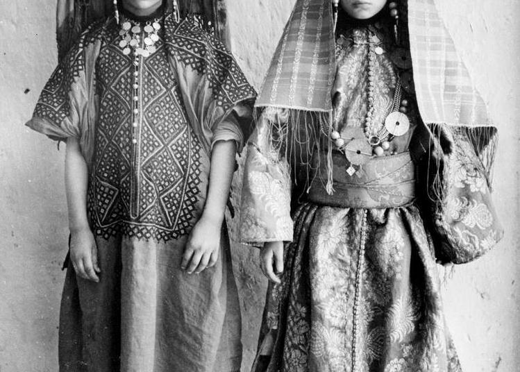 Juifs du Maroc, 1934-1937 Photographies de Jean Besancenot à Paris 3ème