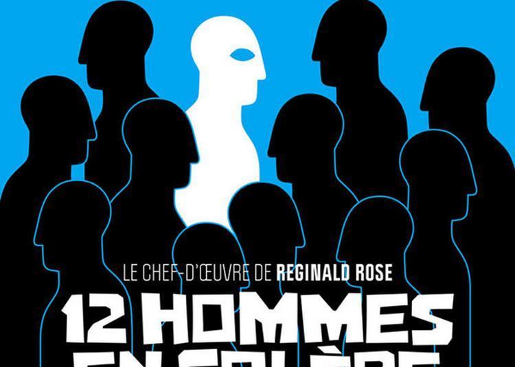 12 Hommes En Colere à Paris 17ème