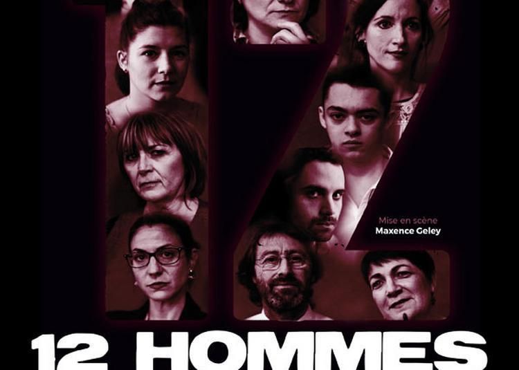 12 Hommes En Colere à Bordeaux