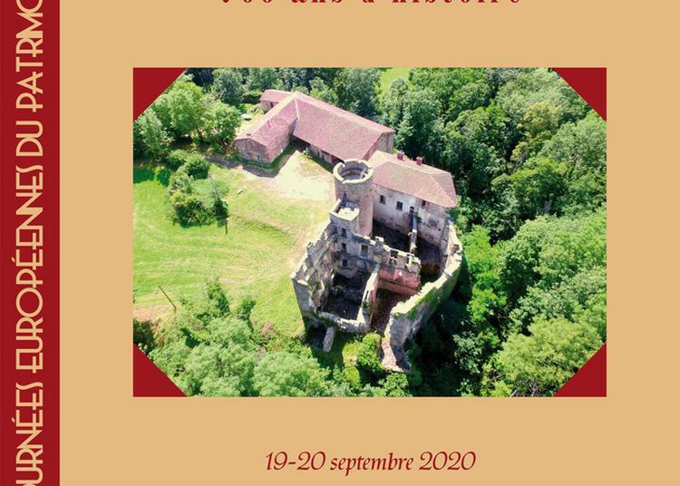 1260 / 2020, 760 Ans D'histoire à Margerie Chantagret