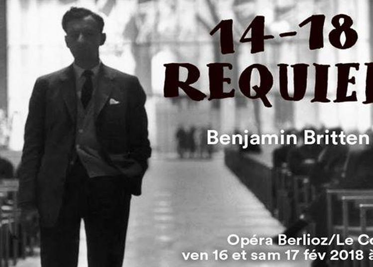 14-18 Requiem à Montpellier