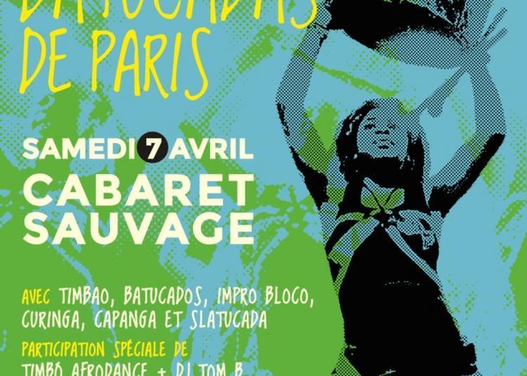 14e Concours De Batucadas De Paris à Paris 19ème