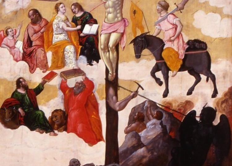 15 Minutes, 1 Oeuvre : La Croix Vivante à Beaune
