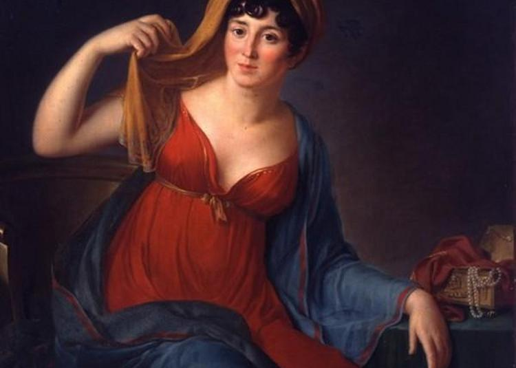 15 Minutes, 1 Oeuvre : Madame Grassini Par Marie-guillemine Benoist à Beaune