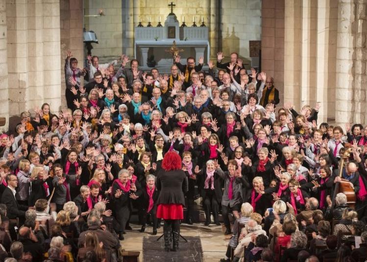 150 Choristes Fêtent La Musique! à La Rochelle