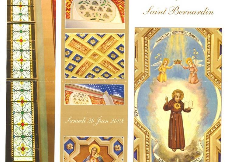 15h Jeu Pour Les Enfants à La Découverte De La Chapelle Gratuit, Inscription Conseillée à Antibes