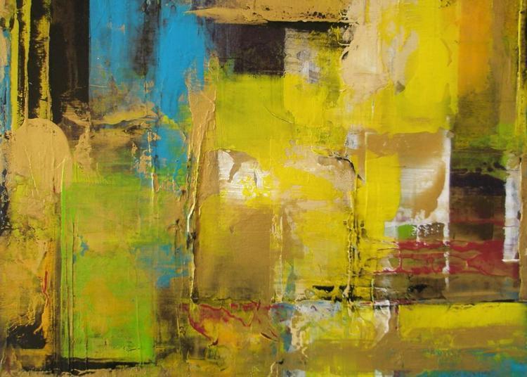 Exposition de peinture à Angers