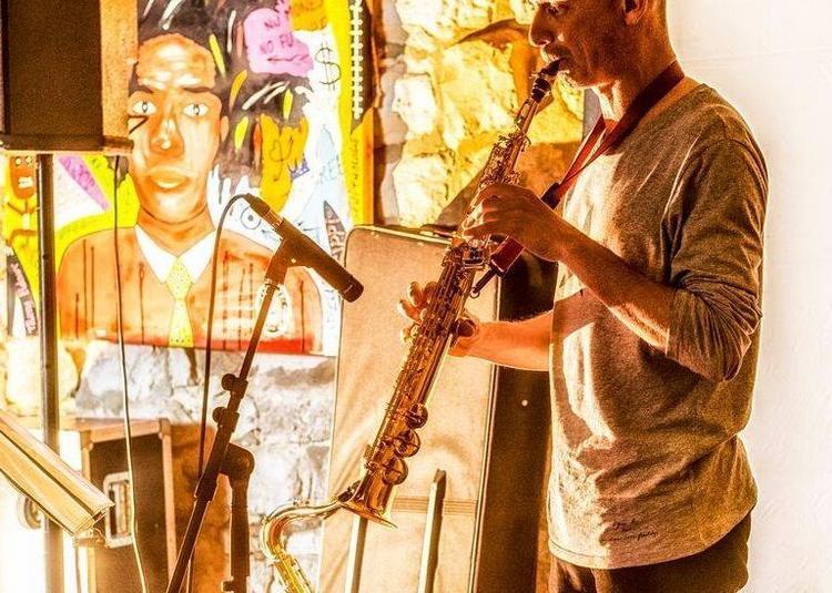 Mahogany Quartet en concert au Café des Artistes à Reims