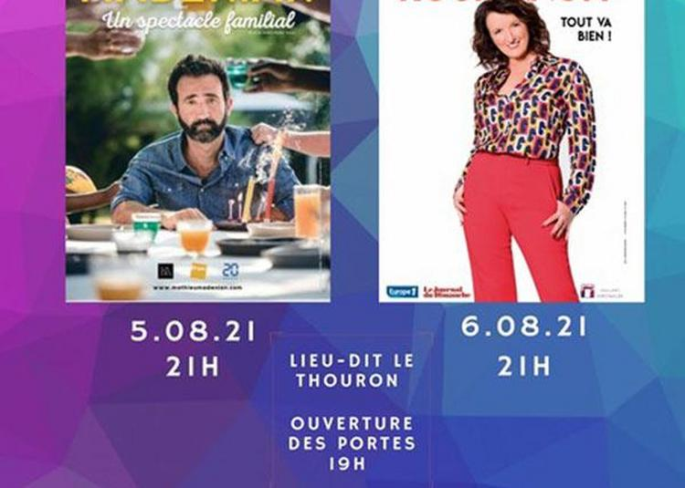 1er Festival Du Rire De Cenac 2021