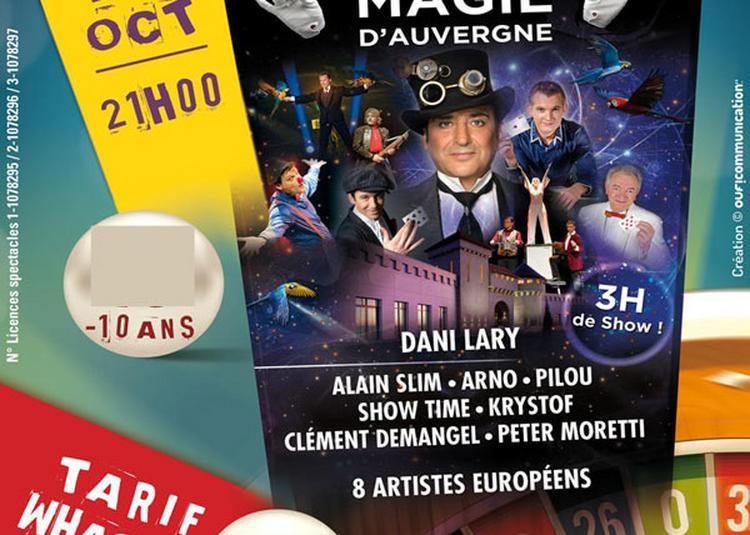 1er Festival International De Magie 2018
