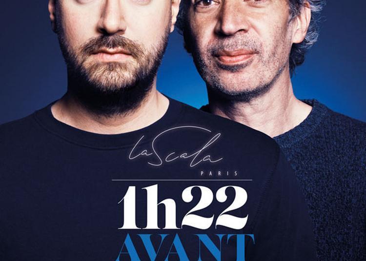 1h22 Avant La Fin à Paris 10ème