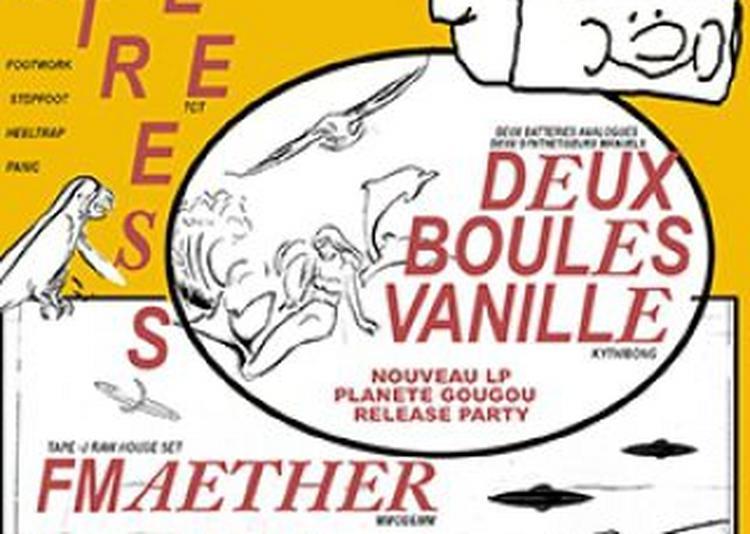 2 Boules Vanille + Guests à Paris 18ème