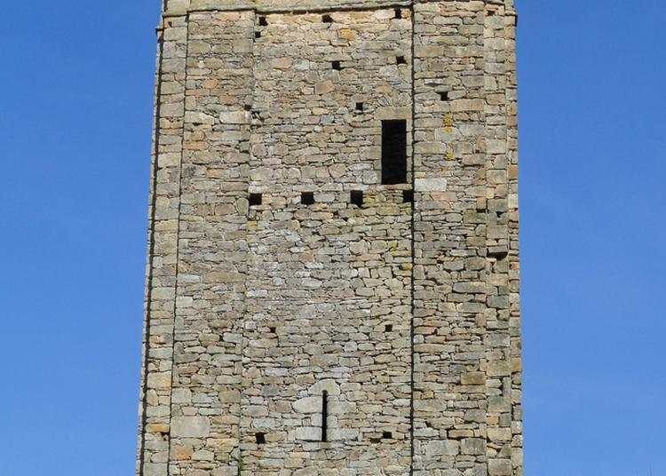 20 Ans De Recherches Historiques Et Archéologiques Au Donjon à Chateau Chervix