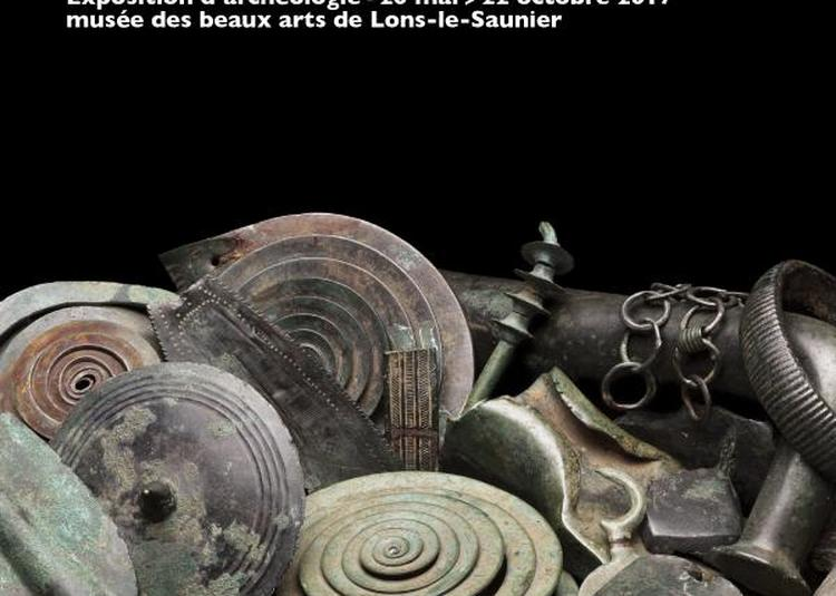 Bric-à-brac pour les dieux ? Les dépôts d'objets métalliques à l'âge du Bronze à Lons le Saunier