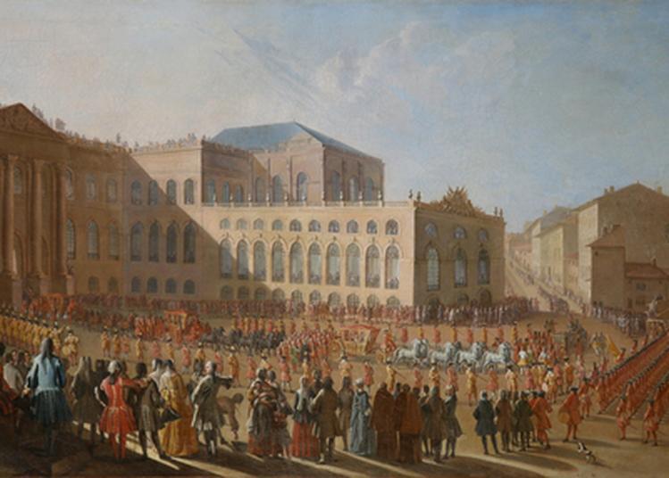 Lunéville et Germain Boffrand (1667-1754) : Le palais révélé à Luneville