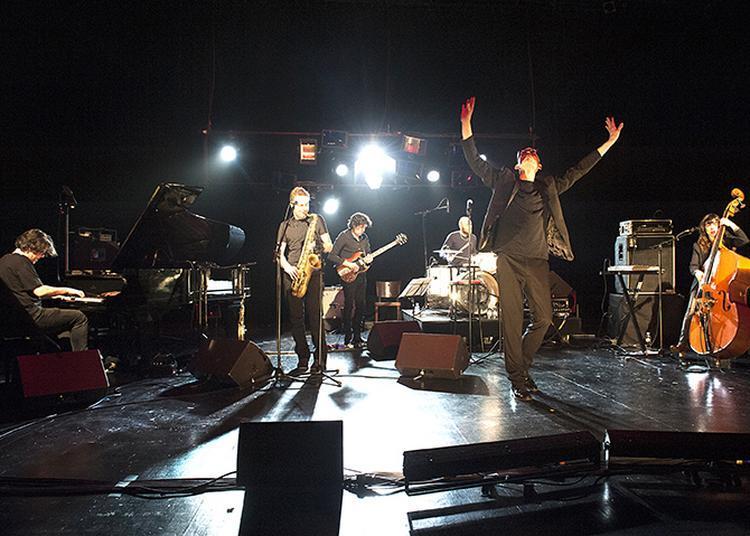 Never Mind The Future / Sex Pistols - Sarah Murcia- Mark Tompkins 1ère partie : PEEMAÏ à Sete