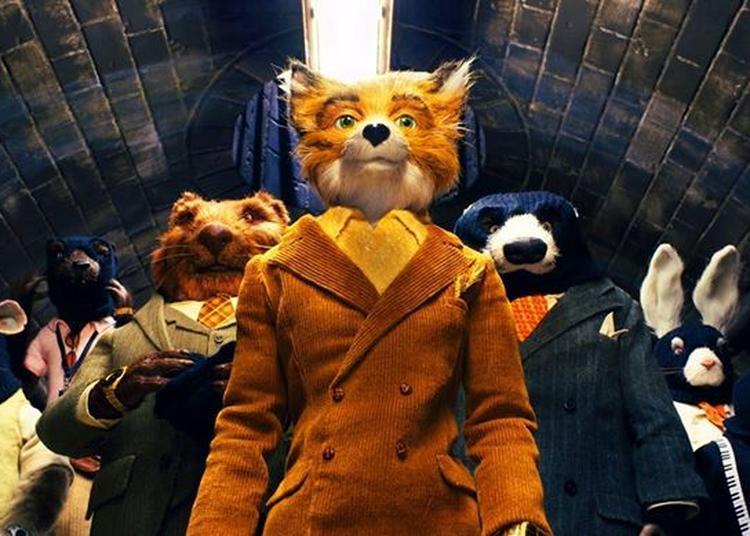 CinéDjango #11 : Fantastic MR. FOX à Strasbourg