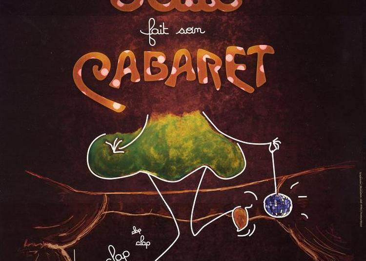 Mademoiselle Odile fait son cabaret Cie du Clair Obscur à Dijon