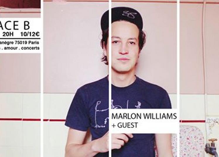 Marlon Williams + guest à Paris 19ème