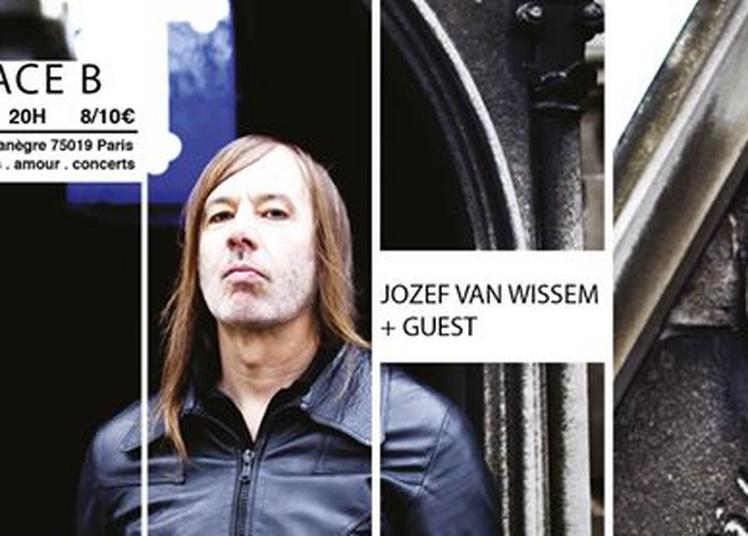 Jozef Van Wissem + guest à Paris 19ème