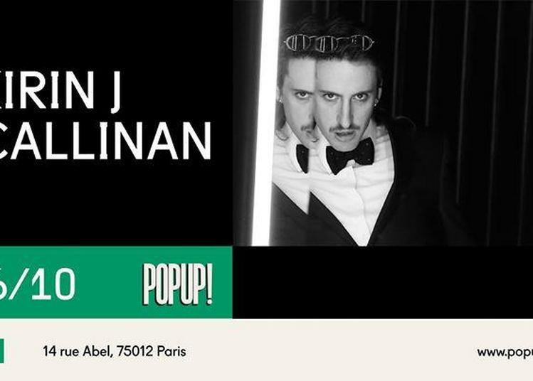 Kirin J Callinan à Paris 12ème