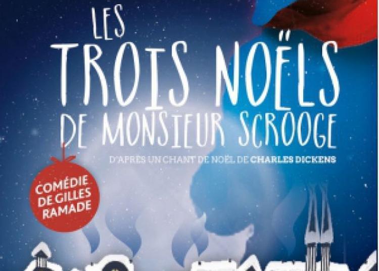 Les Trois Noels De Monsieur Scrooge à Cugnaux